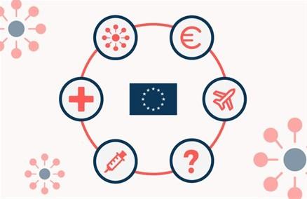 Infografika – Hitni odgovor EU-a na pandemiju bolesti COVID-19