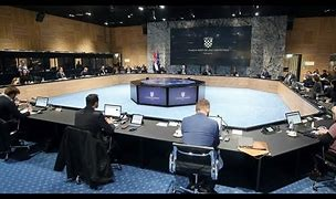 Image result for sjednica vlade RH